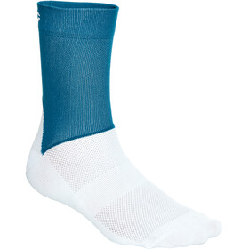 POC Essential Road Socks Men draconis blue/hydrogen white